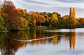 Heiliger See, Neuer Garten, Potsdam, State of Brandenburg, Germany