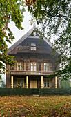 Rectory of the Russian Orthodox Church Alexander Newski, Kapellenberg, Potsdam, State of Brandenburg, Germany