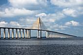 Ponte Rio Negro bridge near Manaus, Amazonas, Brazil, South America