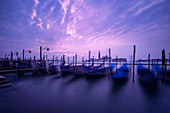San Giorgio Maggiore am Morgen, Venedig, Venetien, Italien