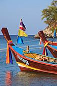 Thailand, Phuket, Kata Yai Beach, boats,