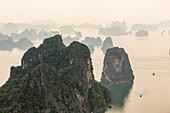 Ha Long Bay,Quang Ninh Province, North Vietnam