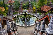 Buddhist temple in Brahmavihara-Arama, Banjar, Bali