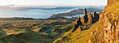 The Old Man of Storr, Trotternish, Isle of Skye, Scotland UK