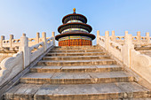 Temple of Heaven and the Hall of prayer for the Harvest in Beijing, China