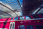 Berlin Central Station, Germany, Europe