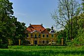 Baroque castle of the Counts of Althann, Zwentendorf an der Donau, Austria