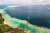 Tun Sakaran Marine Park, Celebes Sea, Sabah, Borneo, Malaysia
