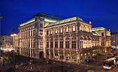 Austria, Vienna, Saatsoper, Opera,