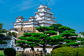 Himeji castle (Shirasagijō),Himeji,Hyōgo,Japan