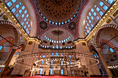 Solimano Mosque,Istanbul, Turkey,Turkish