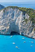 Navagio Bay,North Zakynthos,Ionian Islands,Greece