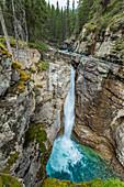 Johnston Canyon, Banff National Park, Alberta, Canada