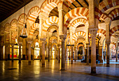 The world famous Mezquita, City of Cordoba, Andalusia, Spain.