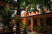 Guest house in Champasak, Laos, Asia