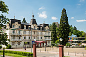 Hotel Römerhof, Badenweiler, Markgräflerland, Schwarzwald, Baden-Württemberg, Deutschland