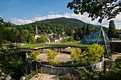 Badenweiler, Markgräflerland, Black Forest, Baden-Württemberg, Germany
