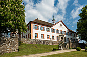 Schloss Bürgeln, Obereggenen, Schliengen, Markgräflerland, Schwarzwald, Baden-Württemberg, Deutschland