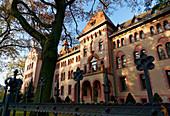 former Empress Augusta Foundation, Am Neuen Garten, Potsdam, State of Brandenburg, Germany