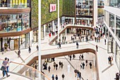 France, Bouches du Rhone, Marseille, roundabout Prado, the new Prado shopping center (April 2018)