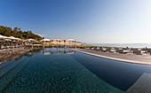 France, Gironde, Bassin d'Arcachon, Pyla-sur-Mer, hotel La Co(o)rniche