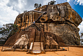 Ancient fortress,Sigiriya,Sri Lanka