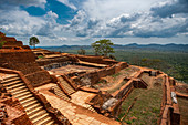 Ancient fortress,Sigiriya,Sri Lanka