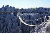 Tsingy de Bemaraha National Park, UNESCO World Heritage Site, Melaky Region, Western Madagascar, Africa