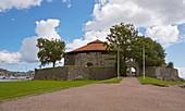 Christiansholm fortress in Kristiansand, Vest-Agder, Skagerak, Norway, Europe
