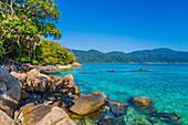 Ko Rawi Island in Tarutao National Marine Park, Thailand, Southeast Asia, Asia