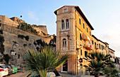 am Castello in Portoferraio, Elba, Toskana, Italien