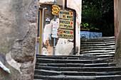 in Marciana Alta unter dem Monte Capanne, West-Elba, Toskana, Italien