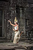 Cambodian Apsara Temple Dancer