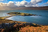 Ard Neackie on Loch Eriboll in the North West Highlands of Scotland, captured on a stormy afternoon in late October.