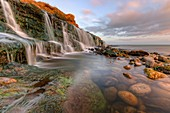 Osmington Mills,  Jurassic Coast, Weymouth, Dorset, England, United Kingdom