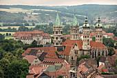 "UNESCO World Heritage Site ""Naumburg Cathedral"", Naumburg (Saale), Burgenlandkreis, Saxony-Anhalt, Germany"