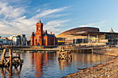 Cardiff Bay, Cardiff, Wales, United Kingdom, Europe