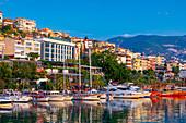 Alanya Harbour, Alanya, Antalya Province, Turkey, Asia Minor, Eurasia