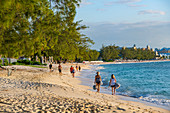 Governors Beach, part of Seven Mile Beach, Grand Cayman, Cayman Islands, Caribbean, Central America