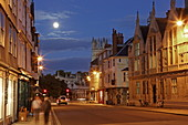 High Street, Oxford, Oxfordshire, England