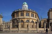 The Sheldonian Theatre, university, Broad Street, Oxford, Oxfordshire, England
