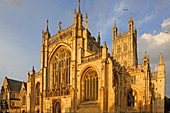 Cathedral, Gloucester, Cotswolds, Cloucestershire, England