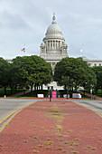 State House, Providence, Rhode Island, USA