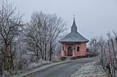 Weinbergskapelle in Ipsheim, Neustadt an der Aisch, Mittelfranken, Franken, Bayern, Deutschland, Europa