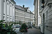 Academy for Teacher Training, Dillingen an der Donau, Bavaria, Germany
