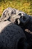 Sweden grave near Mühlheim an der Donau, Baden-Württemberg, Germany