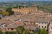 San Gimignano, Province of Siena, Tuscany, Italy