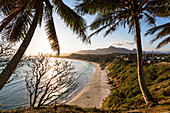 Fort Dauphin Beach, Tolagnaro, Southern Madagascar, Africa