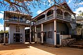 Royal Palace, Queen's Palace, Ambohimanga, Antananarivo Province, Madagascar, Africa