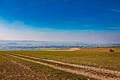Coburger Land, Coburg, Oberfranken, Bayern, Deutschland